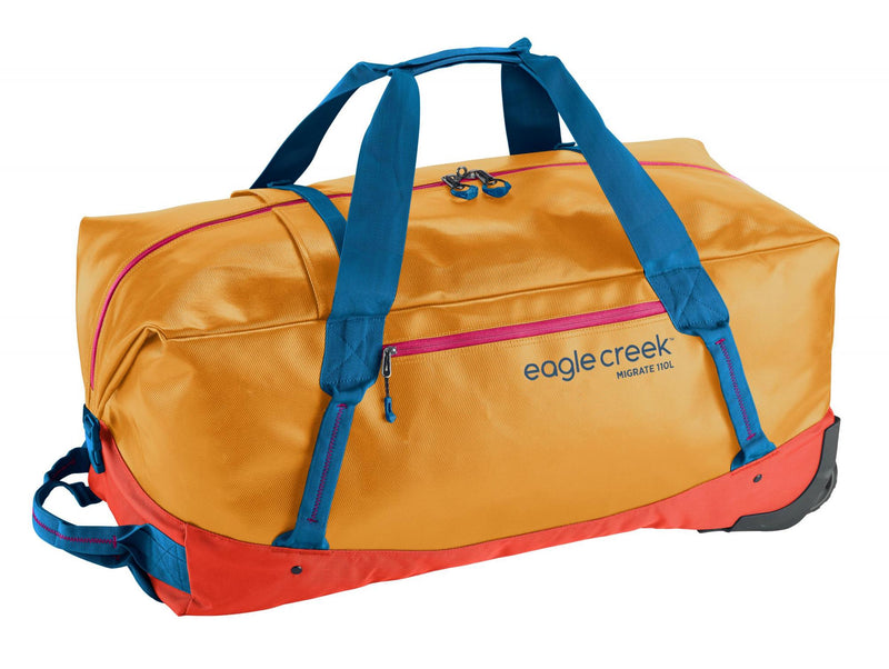 Eagle Creek Migrate Wheeled Duffel 110L-Luggage Pros
