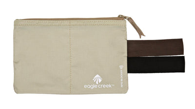 Eagle Creek RFID Blocker Hidden Pocket - Tan