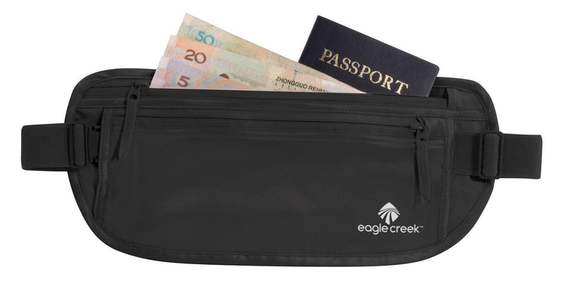 Eagle Creek Silk Undercover Money Belt-Luggage Pros
