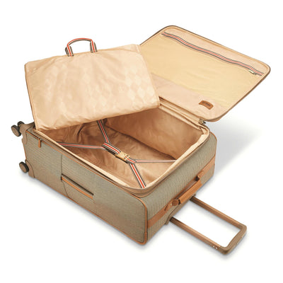 Hartmann Herringbone Deluxe Domestic Carry On Expandable Spinner