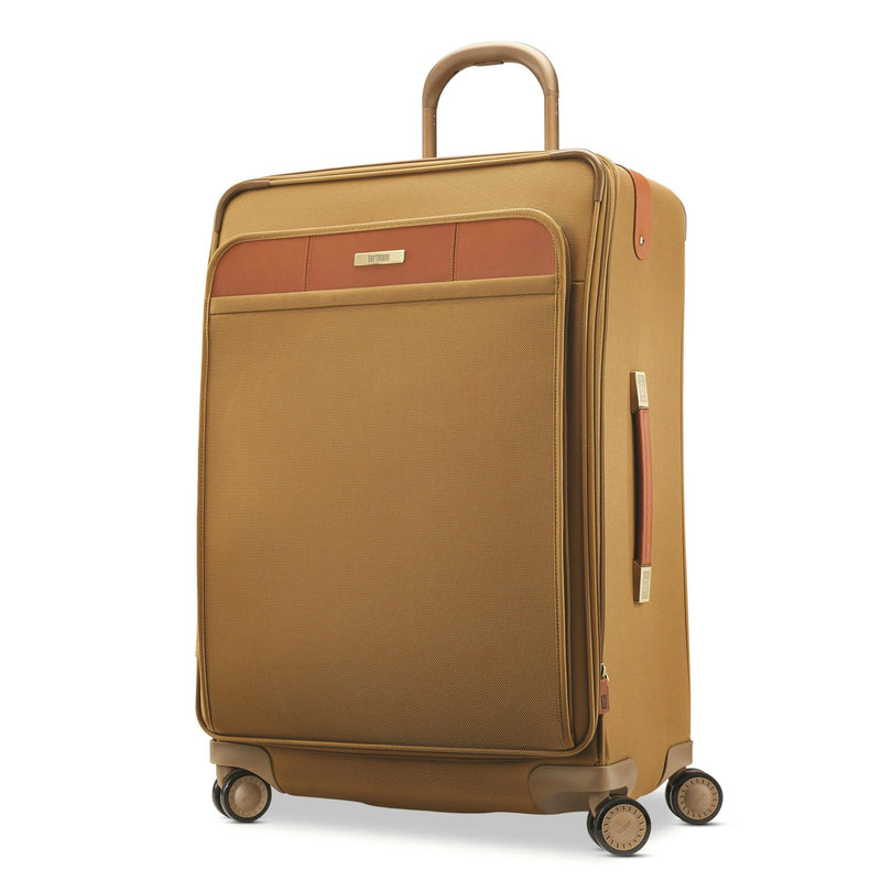 Hartmann Ratio Classic Deluxe 2 Long Journey Expandable Spinner-Luggage Pros