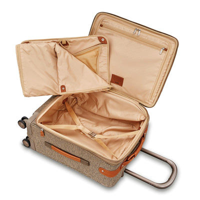 Hartmann Tweed Legend Extended Journey Expandable Spinner