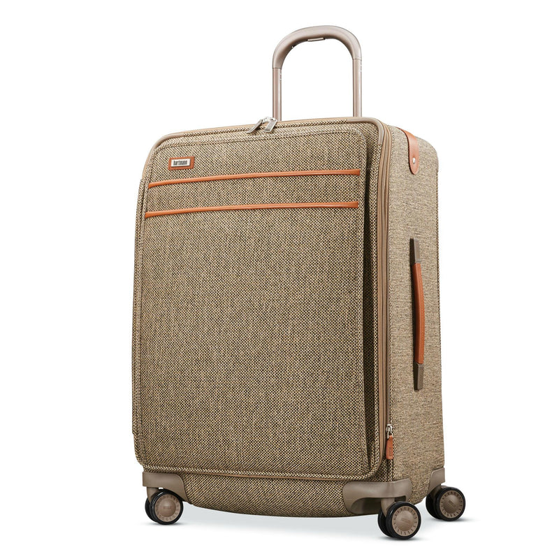 Hartmann Tweed Legend Medium Journey Expandable Spinner-Luggage Pros