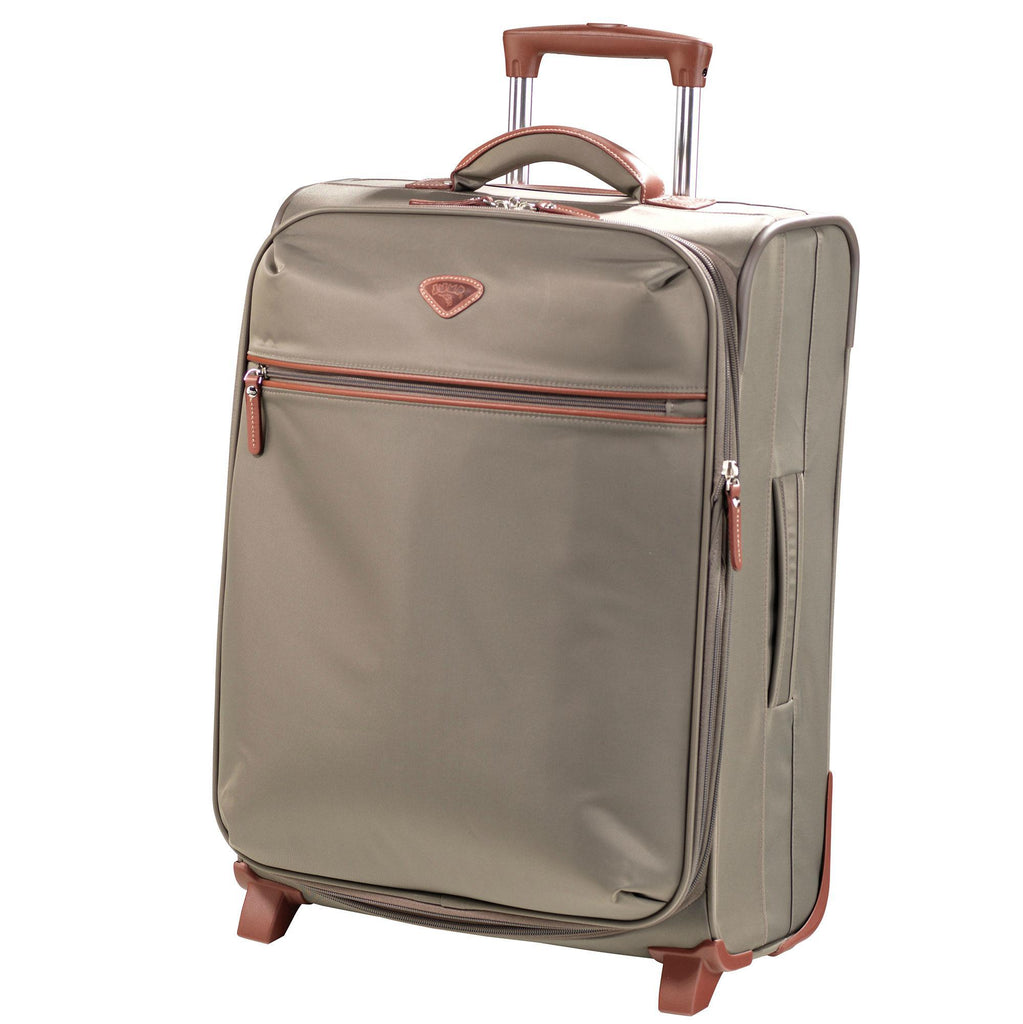 Jump Paris Nice Expandable 2 Wheel Domestic Carry-On Suitcase