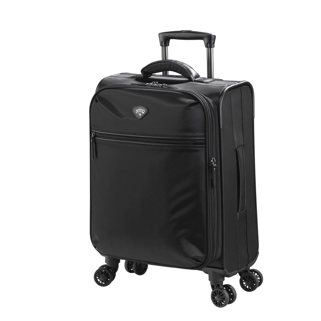 Jump Paris Nice Expandable Carry-On Dual Spinner Suitcase