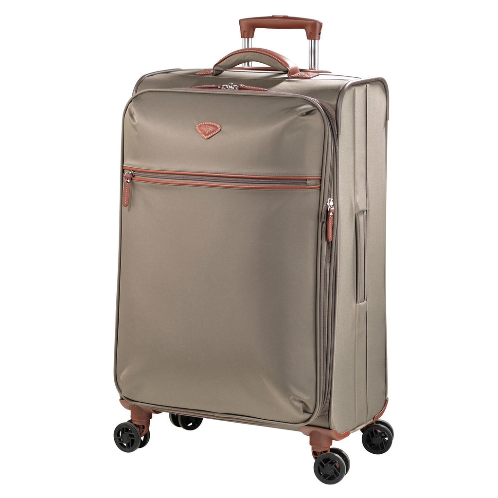 Jump Paris Nice Medium Expandable Dual Spinner Suitcase