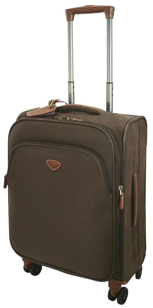 Jump Paris Uppsala Expandable Carry-On Spinner Suitcase