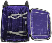 "Kenneth Cole Reaction Dot Matrix 20"" Expandable Carry-On"