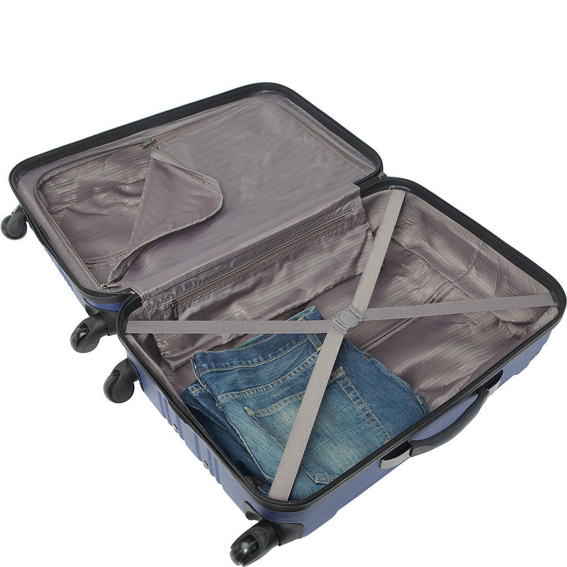 Kenneth Cole Reaction Out Of Bounds 3 Piece Hardside Spinner Luggage Set-Luggage Pros