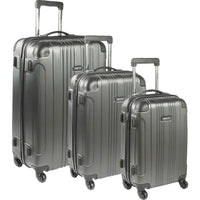 Kenneth Cole Reaction Out Of Bounds 3 Piece Hardside Spinner Luggage Set