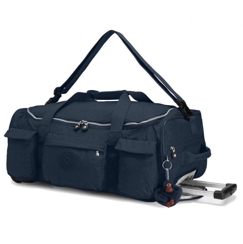 Kipling Discover Small Carry-On Wheeled Duffle-Luggage Pros
