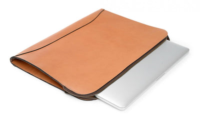 Korchmar Adventure Grant Leather Laptop Sleeve