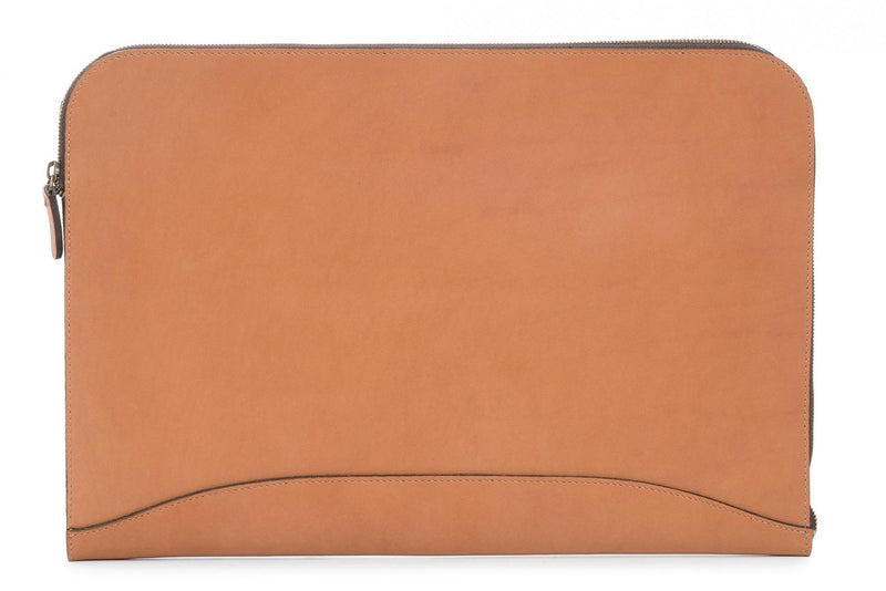 Korchmar Adventure Grant Leather Laptop Sleeve-Luggage Pros