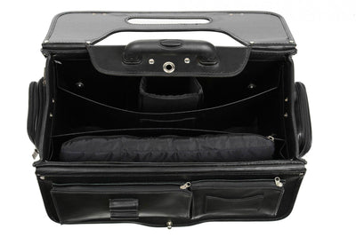 Korchmar Counselor Rolling Catalog Case