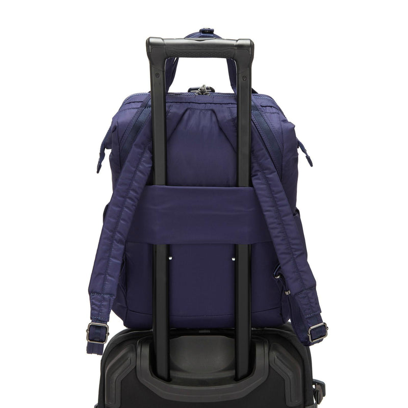 Pacsafe Citysafe CX Anti-Theft Backpack-Luggage Pros