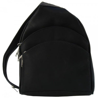 Piel Leather Backpack Sling