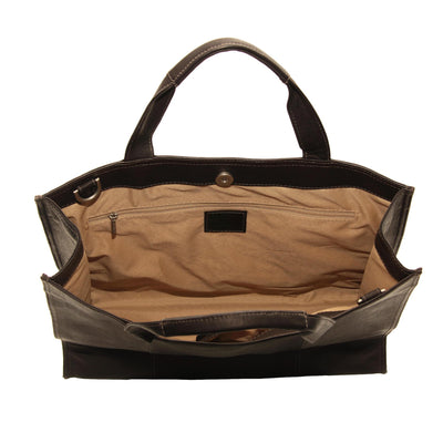 Piel Leather Carry-All Tote