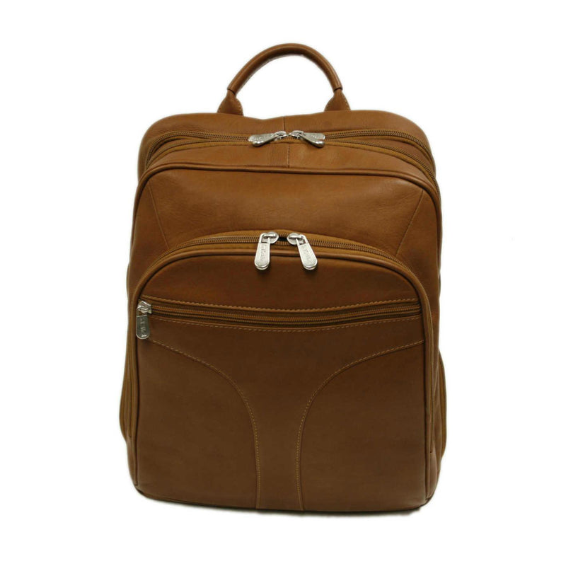Piel Leather Checkpoint Friendly Urban Backpack-Luggage Pros