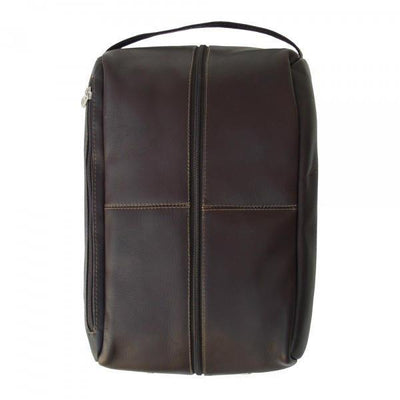 Piel Leather Deluxe Shoe Bag