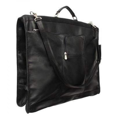 Piel Leather Elite Garment Bag