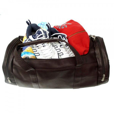 Piel Leather Gym Bag