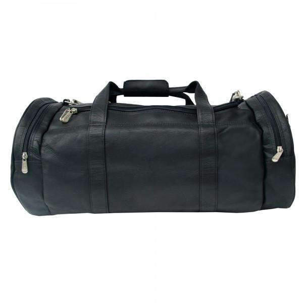 Piel Leather Gym Bag-Luggage Pros