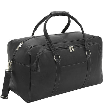 Piel Leather Half-Moon Duffel