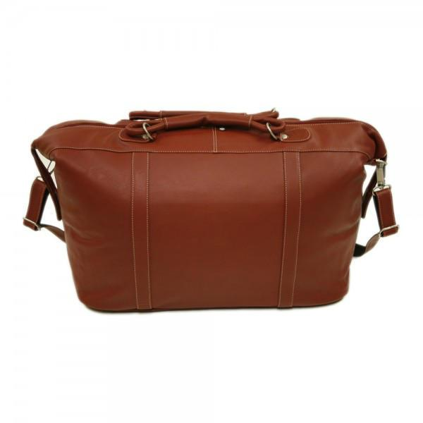 Piel Leather Large Carry-On Satchel