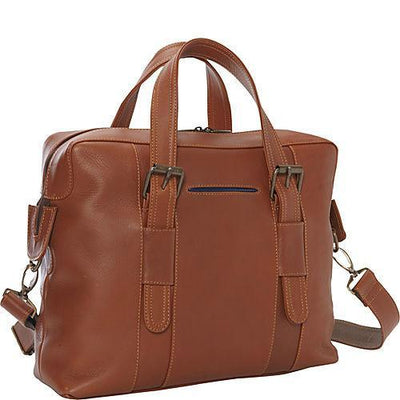 Piel Leather Mayan Small Carry-On Brief