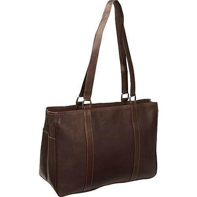 Piel Leather Medium Shopping Bag