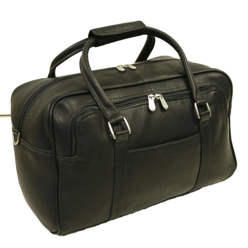 Piel Leather Mini Carry-On-Luggage Pros
