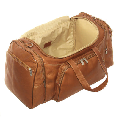 Piel Leather Sports Duffel