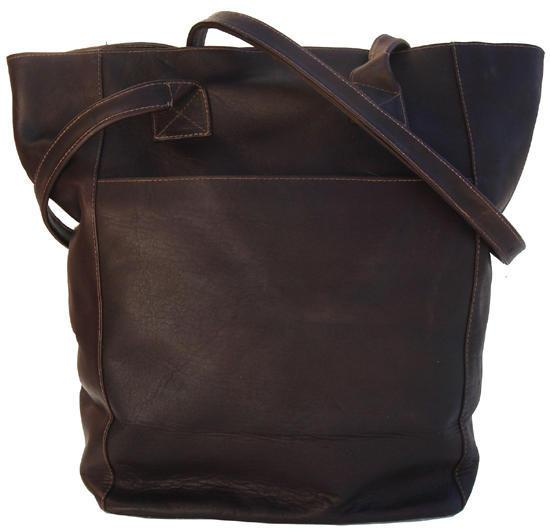 Piel Leather XL Shopping Bag-Luggage Pros