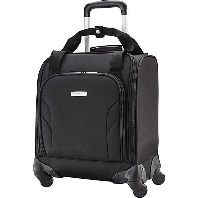 Samsonite Business Cases Spinner Underseater With Usb Port-Luggage Pros