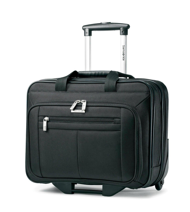 Samsonite Casual Wheeled Business Case-Luggage Pros