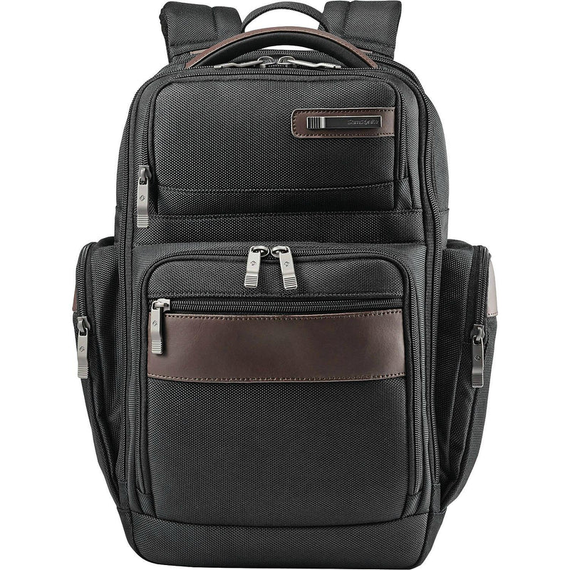 Samsonite Kombi Four Square Backpack-Luggage Pros
