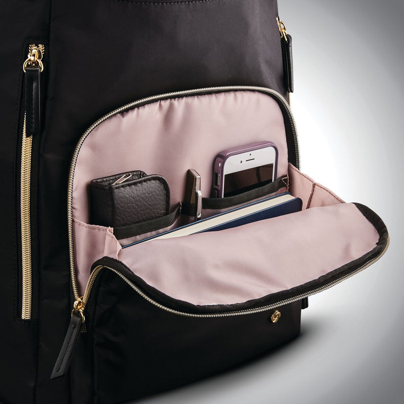 Samsonite Mobile Solutions Deluxe Backpack-Luggage Pros