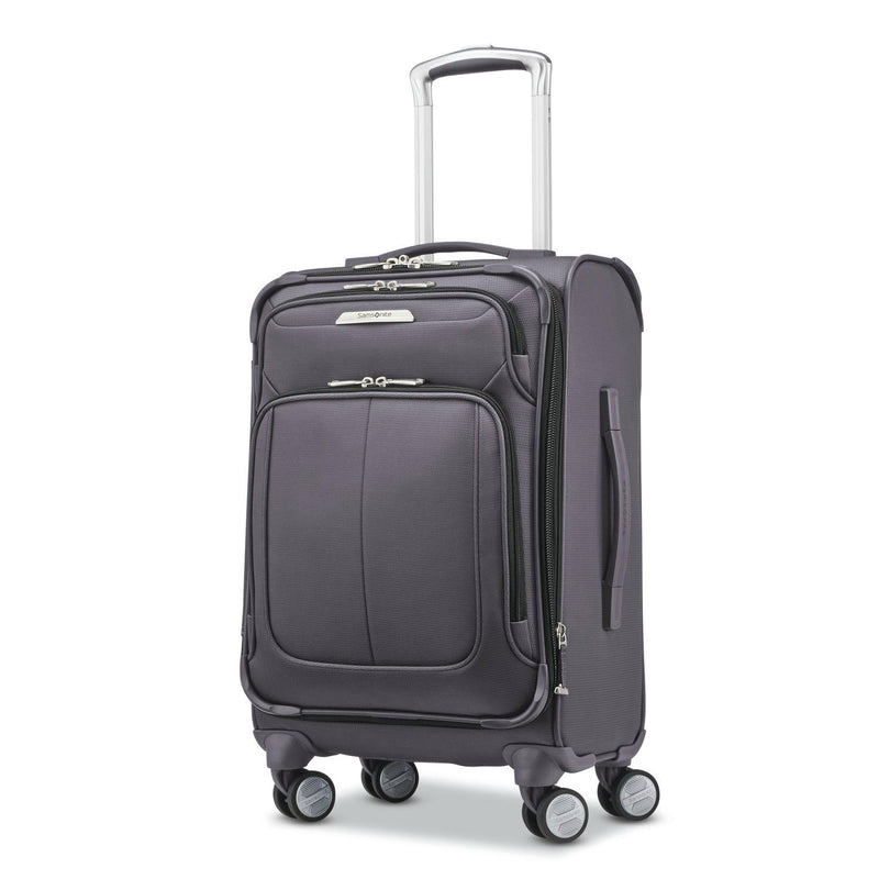 Samsonite Solyte DLX Carry On Expandable Spinner-Luggage Pros