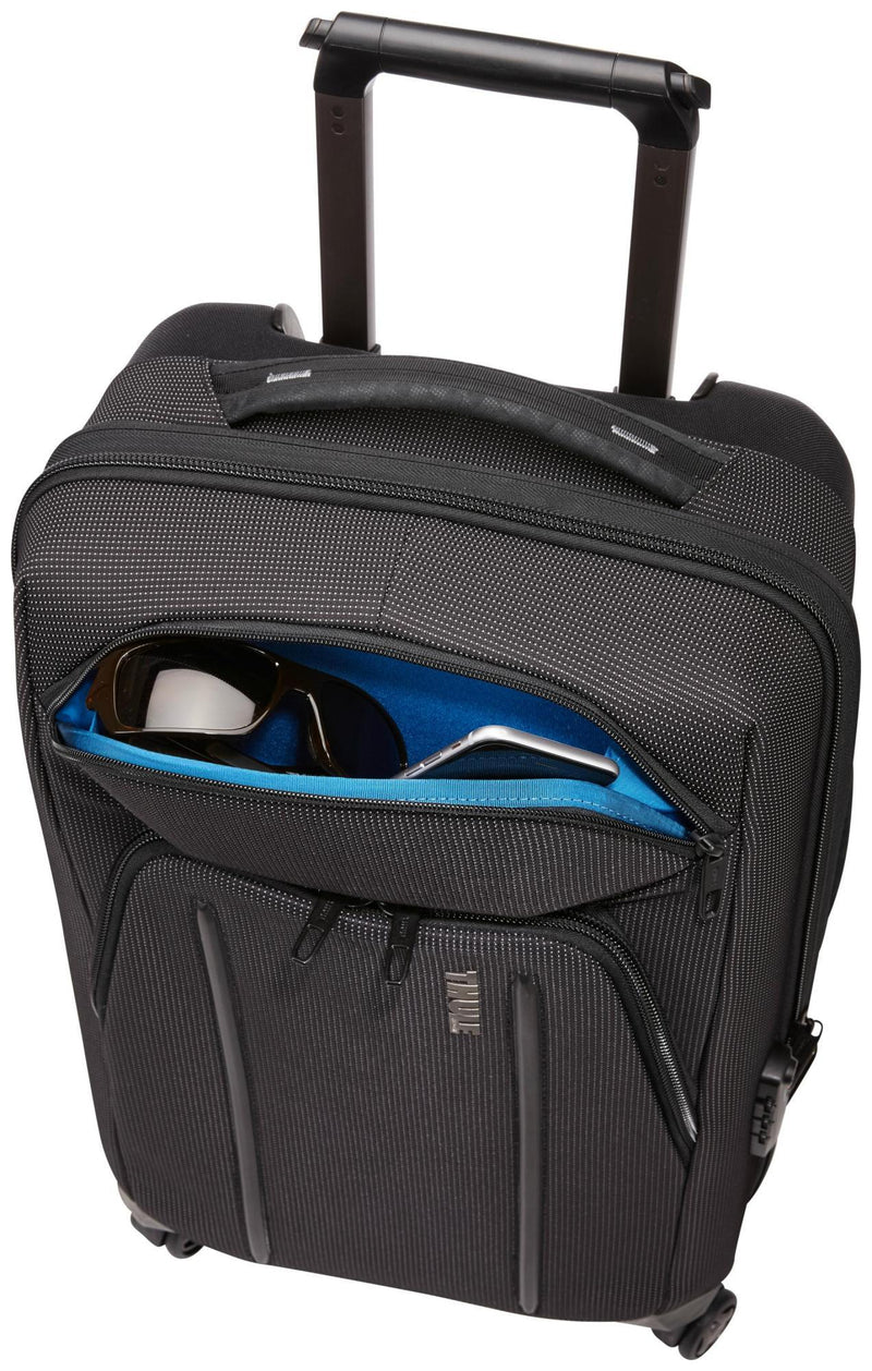 Thule Luggage Crossover 2 Carry On Spinner-Luggage Pros