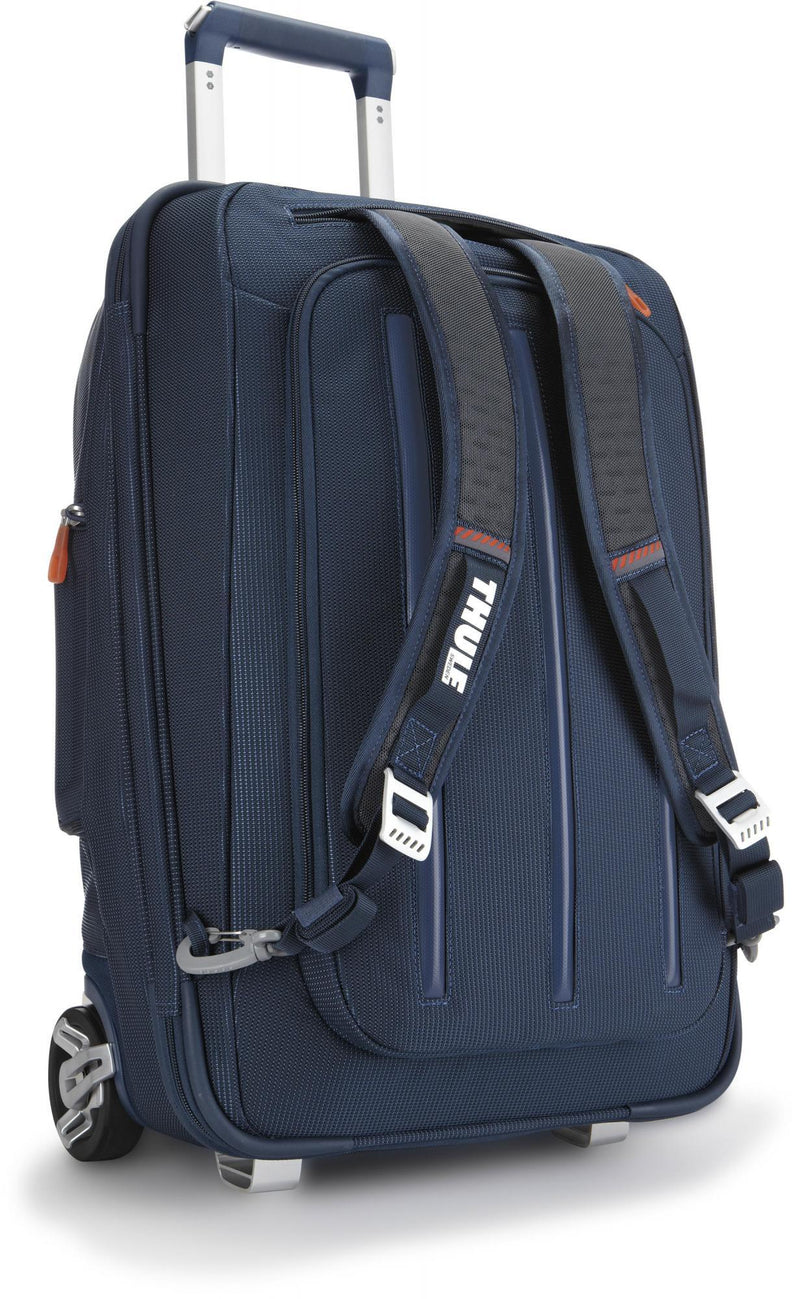 Thule Luggage Crossover Rolling 38L Carry-On-Luggage Pros