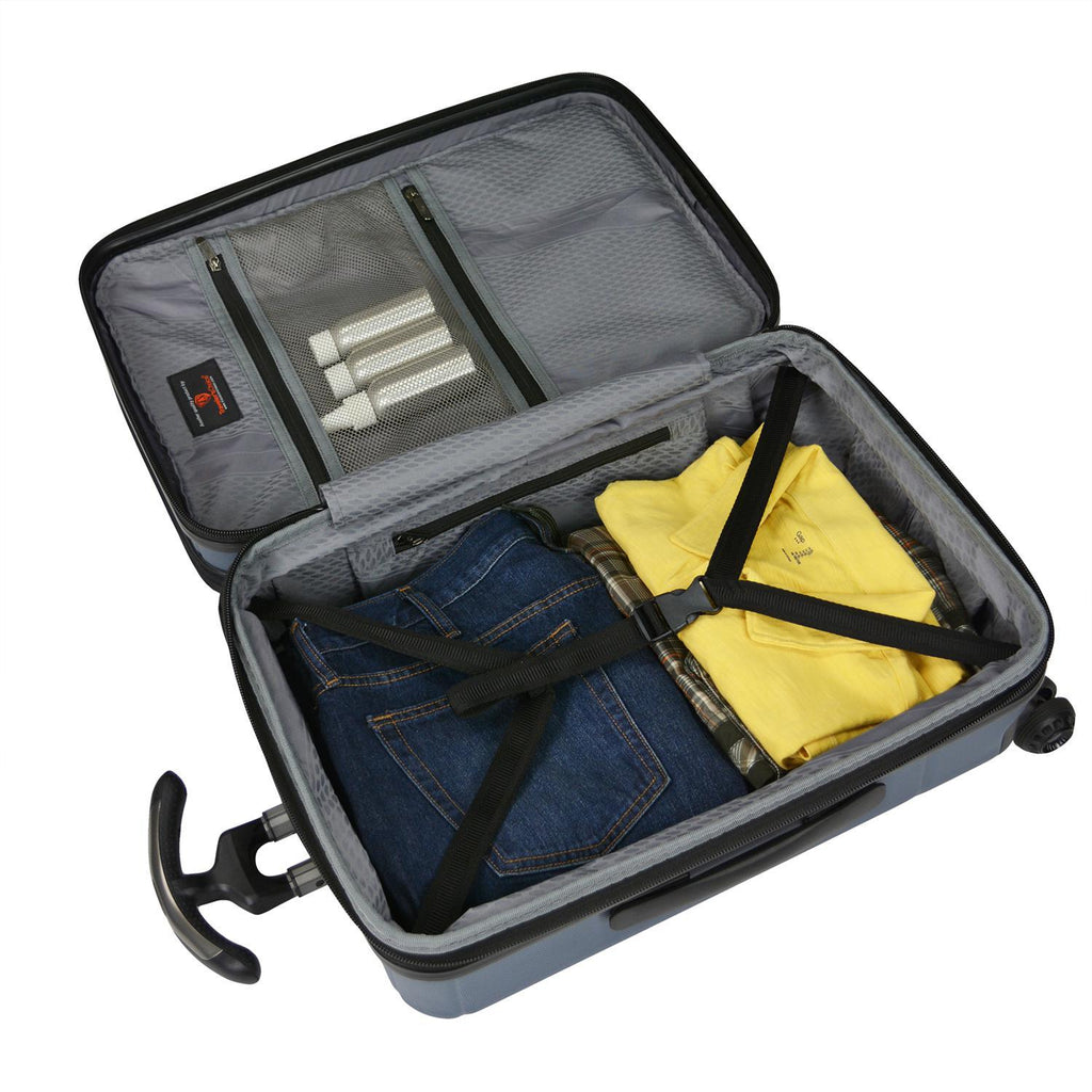 Traveler's Choice Barcelona Dual Compartment 22