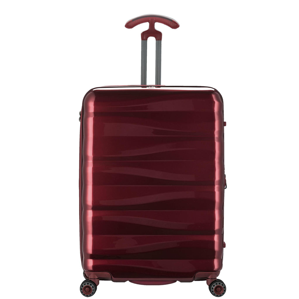 Traveler's Choice Edinburgh Polycarbonate 26-Inch Expandable Spinner r