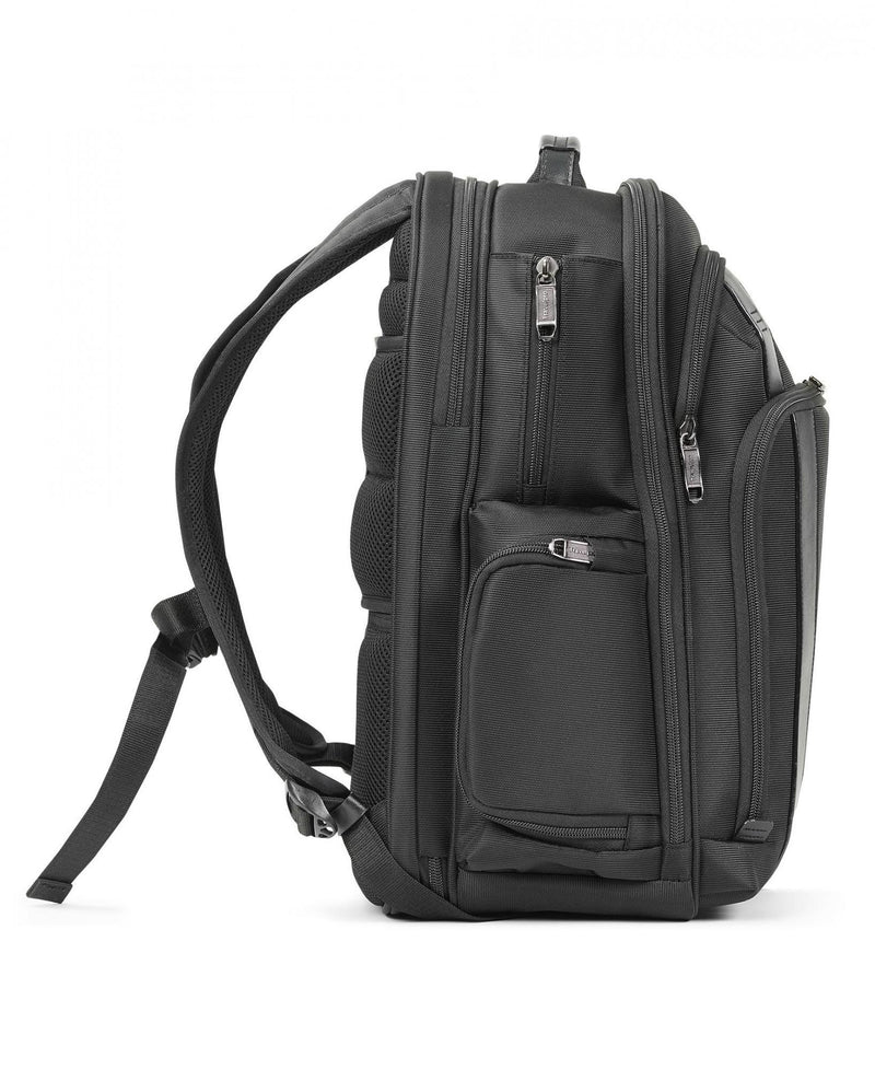 Travelpro Crew Executive Choice 2 Backpack - Black-Luggage Pros