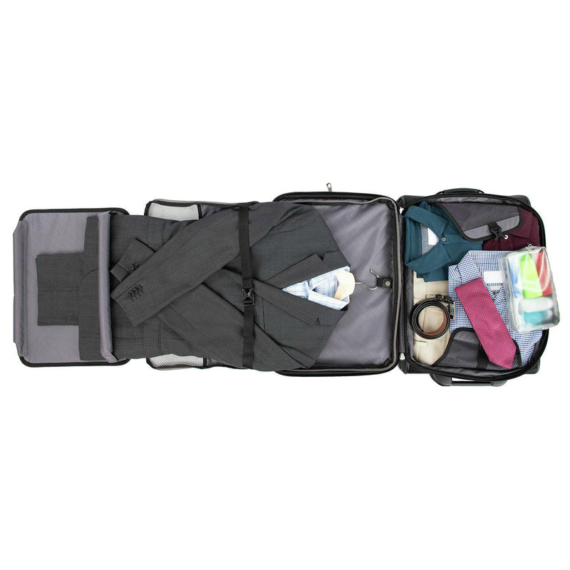 Travelpro Crew Expert Max Carry-On Expandable Rollaboard-Luggage Pros