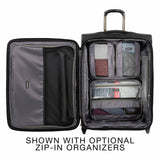 "Travelpro Crew VersaPack 26"" Expandable Rollaboard Suiter-Luggage Pros"