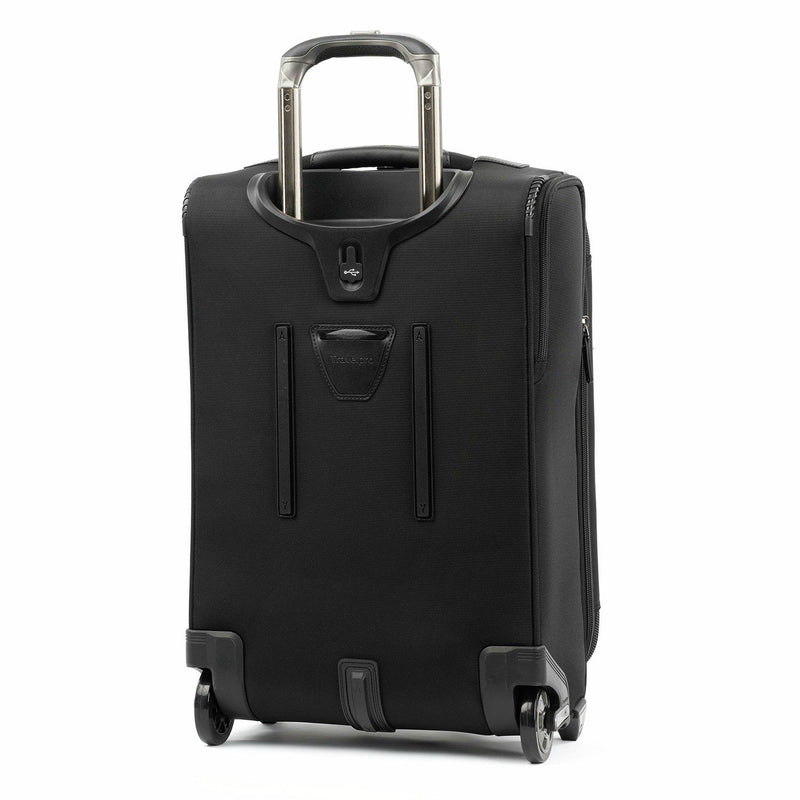 Travelpro Crew VersaPack Global Carry On Expandable Rollaboard-Luggage Pros