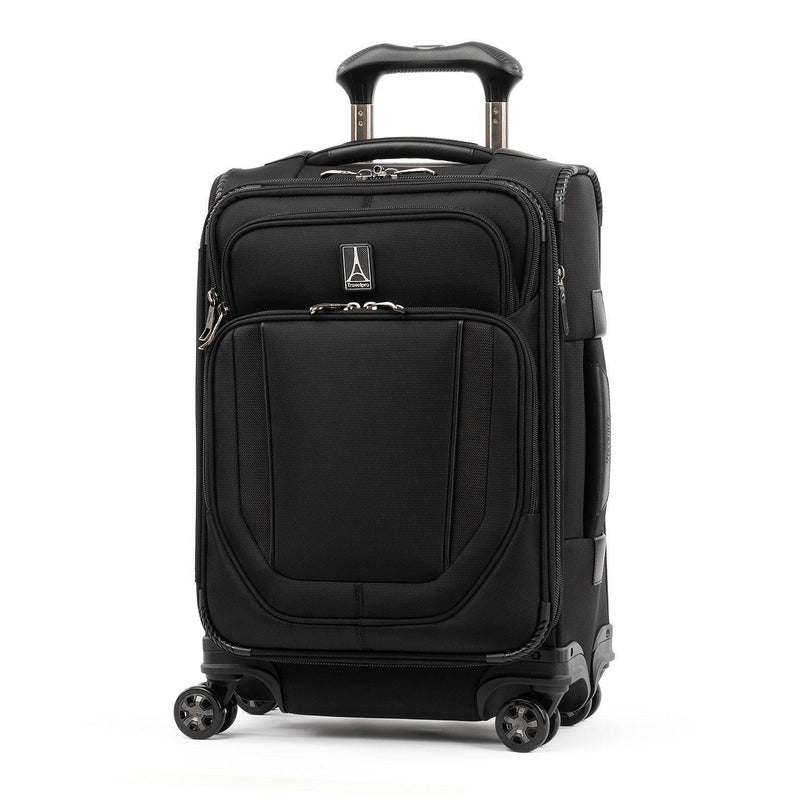 Travelpro Crew VersaPack Global Carry On Expandable Spinner-Luggage Pros