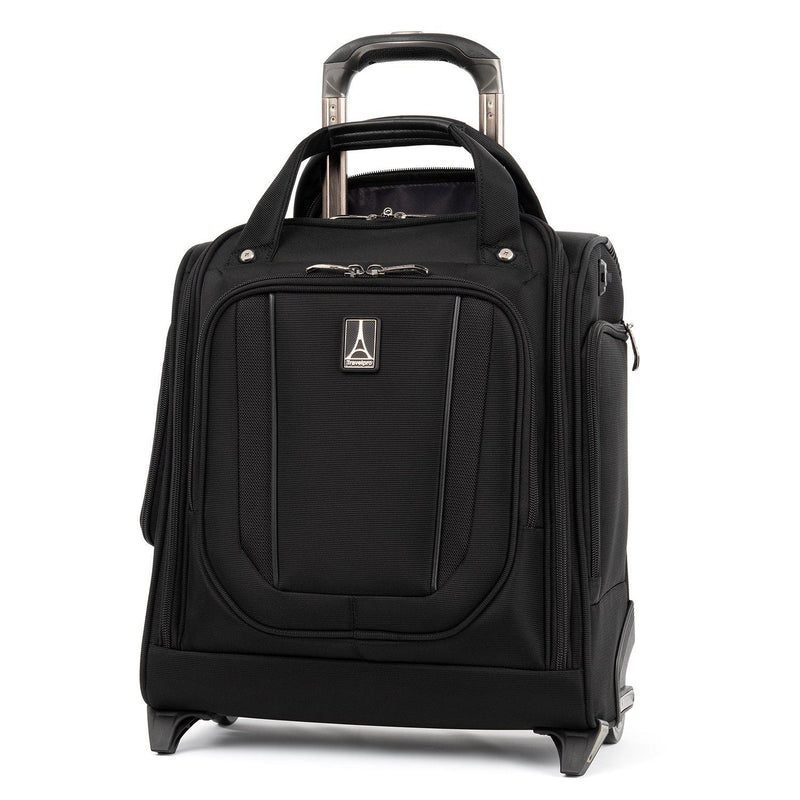Travelpro Crew VersaPack Rolling UnderSeat Carry-on-Luggage Pros