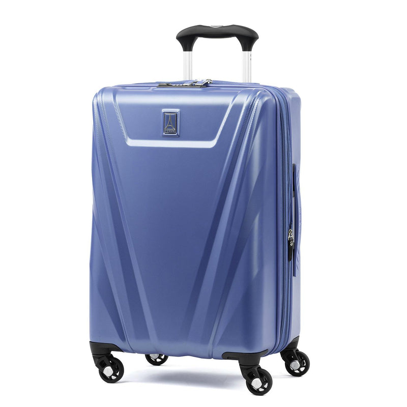 Travelpro Maxlite 5 Lightweight Expandable Carry-On Hardside Spinner-Luggage Pros
