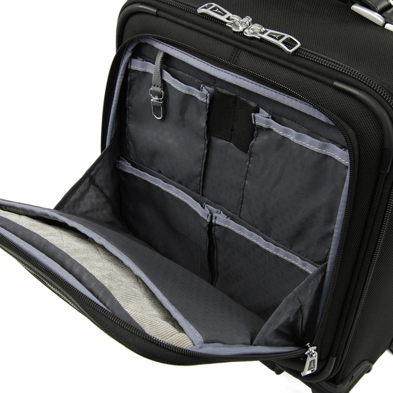 Travelpro Platinum Elite Carry-On Spinner Tote-Luggage Pros